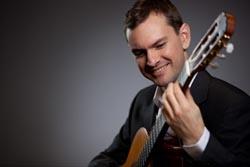 Classical guitar Allen Mathews Portland